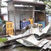 Réunion : de lourds dégâts après le passage du cyclone Bejisa