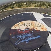 Hotel California des Eagles: le plus grand vinyle du monde