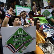 Une année à risques financiers en Asie