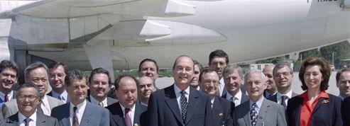1997 : trente Airbus pour Pékin