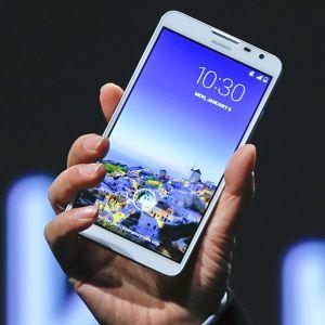 L'Ascend Mate 2 de Huawei.