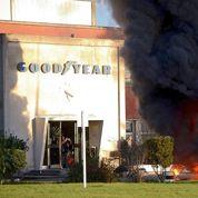 Goodyear Amiens-Nord : les cadres libérés, l'usine occupée