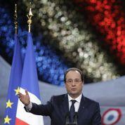 Hollande justifie encore l'opération «Sangaris»