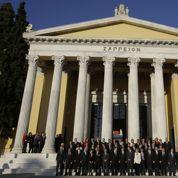 La Grèce se rebiffe contre l'infléxible «Troïka»