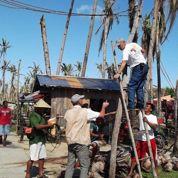 «L'urgence n'est pas la même dans le cas d'un tremblement de terre ou d'un typhon»
