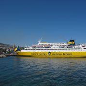 Corsica Ferries, ennemi juré de la SNCM