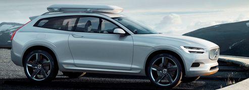 Volvo Concept XC Coupé, le nouveau XC90 en approche
