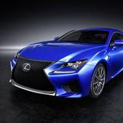 Lexus RC-F, le japonais se fâche