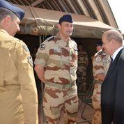 Une opération militaire française au Mali et au Niger