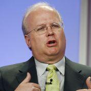 Karl Rove, le stratège de la droite contre les Tea Party