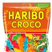 Le crocodile d'Haribo se refait une beauté