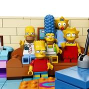 Lego s'offre la licence Simpsons