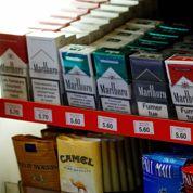 Les cigarettes augmentent de 20centimes ce lundi