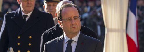La France à la traîne de la reprise en Europe, Hollande au pied du mur