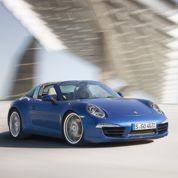 Porsche 911 Targa, un classique réinventé