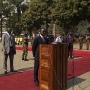 Centrafrique: le président par intérim occupe le terrain