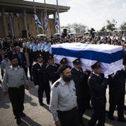 Ariel Sharon inhumé sur ses terres en Israël