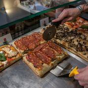 En 2013, la pizza a coûté en moyenne 10,20 euros