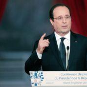 Régions: Hollande s'attaque au «millefeuille»
