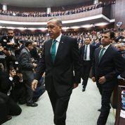 La justice subit un duel à la tête de l'État turc