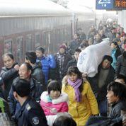 Des milliards de déplacements pour le Nouvel An chinois