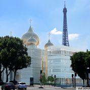 Église russe àParis: c'est reparti !