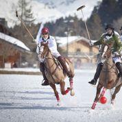 Coup d'envoi du Polo Masters Tour en Savoie