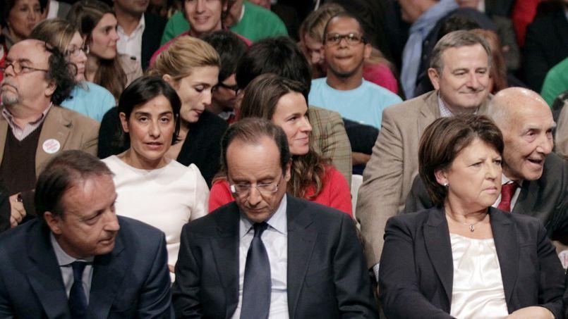 En 2011, ils apparaissent sur la même photo lors de la convention d'investiture PS.