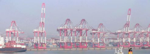 La croissance chinoise se stabilise à 7,7% en 2013
