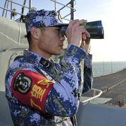 Pékin pousse ses porte-avions en mer de Chine