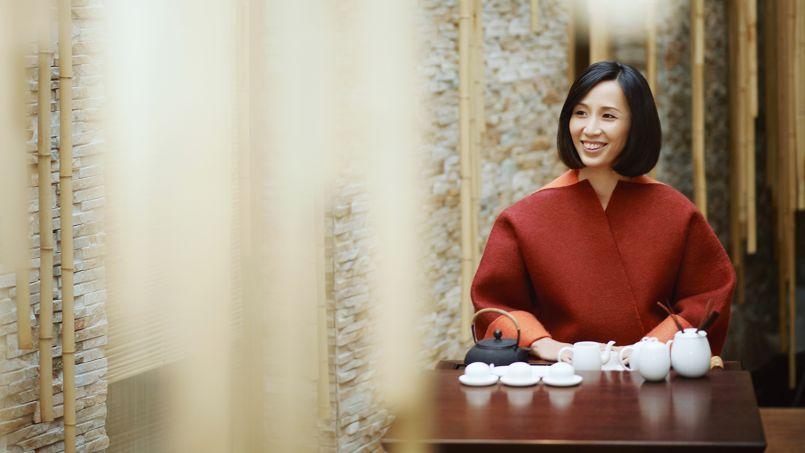 Jiang Qiong Er, de Shanghaï auXe