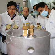 L'Iran a gelé certaines activités nucléaires