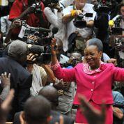 Une femme pour la Centrafrique
