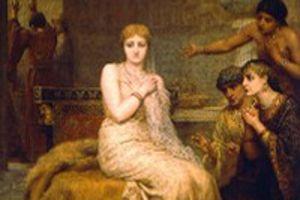 Vashti, l'épouse répudiée d'Assuérus, par Edwin Long.