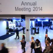 À Davos, 1500 dirigeants se réunissent pour «gagner du temps et de l'argent»