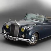 La Rolls-Royce décapotable de Brigitte Bardot aux enchères