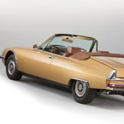 Citroën SM Chapron Cabriolet, oh Mylord!