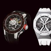 Des montres de caractère au salon de Genève