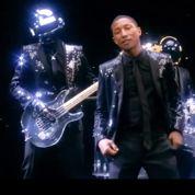 Get Lucky des Daft Punk:le titre 2013 le plus diffusé à la radio