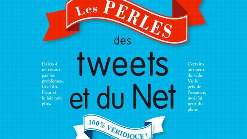 Larousse a annoncé sur Twitter l'arrêt de la commercialisation <i></i>de<i> Les Perles des Tweets et du Net.</i>