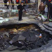 Une vague d'attentats mortels secoue Le Caire