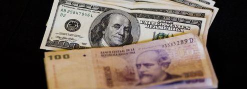 Crise de change en Argentine, le peso dégringole