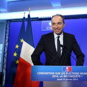 L'UMP se lance dans les campagnes de 2014