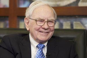 Warren Buffett, 4e homme le plus riche du monde.