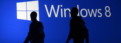 Microsoft en perte de vitesse sur le marché des PC