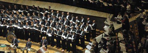 Le symphonique de répétition