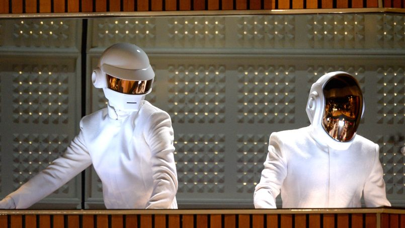 Daft Punk : les chevaliers blancs de la French touch