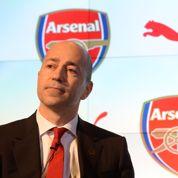 Puma signe un contrat historique avec Arsenal