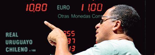 L'Argentine peine à calmer la fièvre du dollar