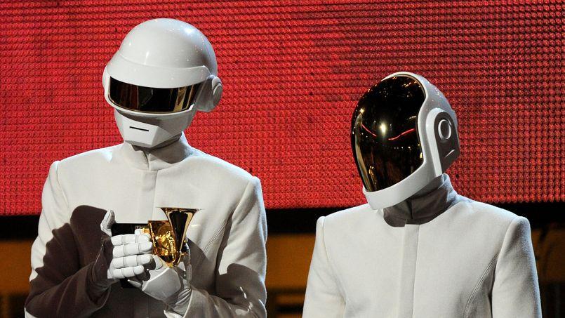 Les Daft Punk et The Artist ou le narcissisme à l'américaine